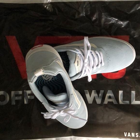 42ae13b9765b Spitfire x Vans Kyle Walker Pro Baby Blue size 9. M 5b6a0e700945e0f7f7bfd644